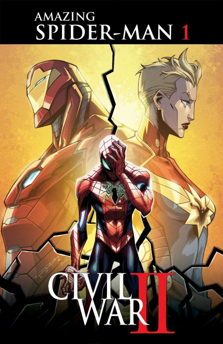 """Civil War II - Amazing Spider-Man"" #1"