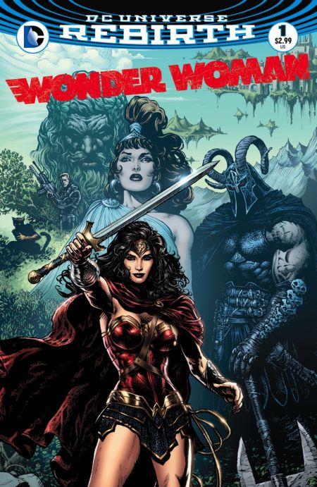 """""""Wonder Woman"""" #1"""