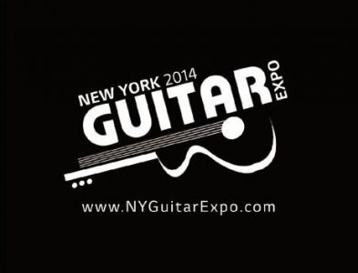 Scenes From The 2014 NY Guitar Show & Exposition: Part 1