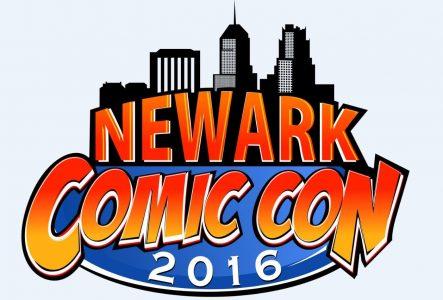 Logo - Newark Comic Con - 2016