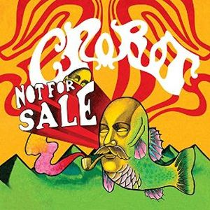 """Not For Sale"" (Single) by Crobot"