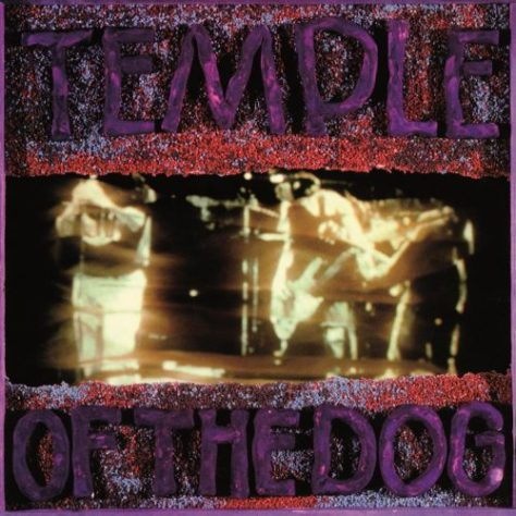 CD - Temple Of The  Dog - Temple Of The Dog