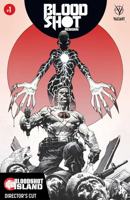 Comic - Bloodshot Reborn 1 - 2016