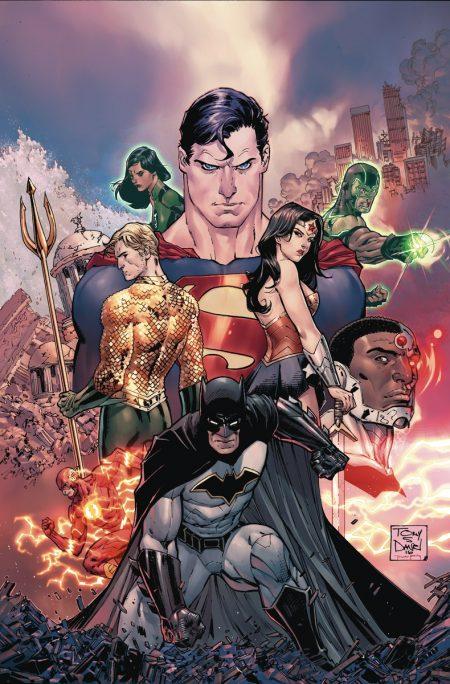 """""""Justice League"""" #1"""