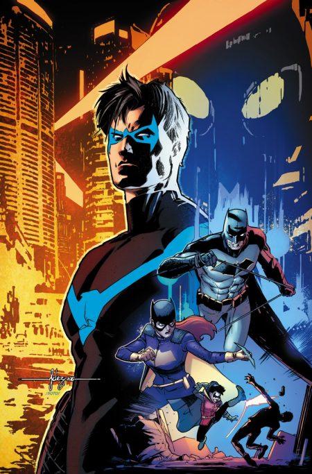 """Nightwing"" #1"