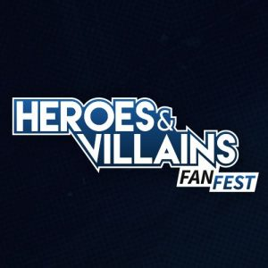 Exploring Heroes & Villains Fan Fest (7/2/2016): Part 1