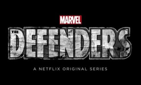 Logo - Marvel The Defenders