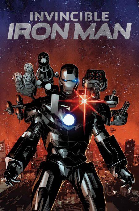 """True Believers:  Invincible Iron Man: The War Machines"" #1"