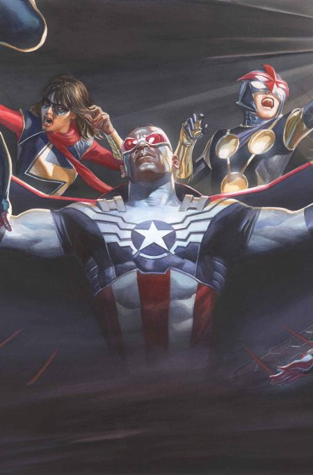"""""""All-New All Different Avengers Annual"""" #1"""
