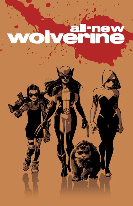 """""""All-New Wolverine Annual"""" #1"""