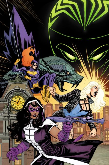 """Batgirl and The Birds Of Prey"" #1"