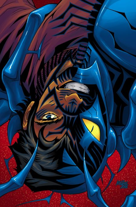 """Blue Beetle: Rebirth"" #1"