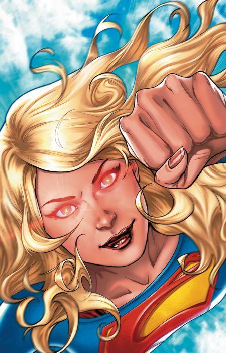 """Supergirl: Rebirth"" #1"