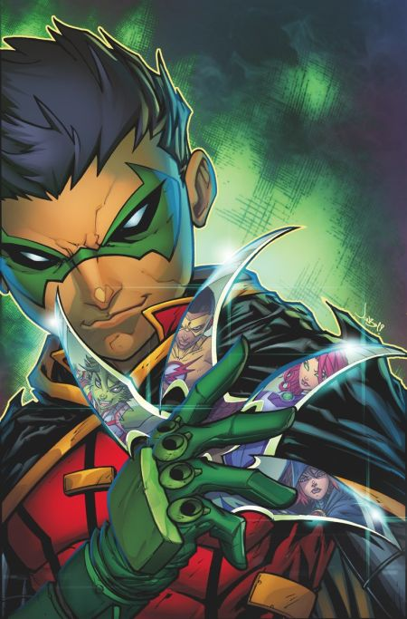 """Teen Titans: Rebirth"" #1"