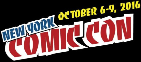 Exploring NY Comic Con 2016: Day Two, Part One (10/7/2016)