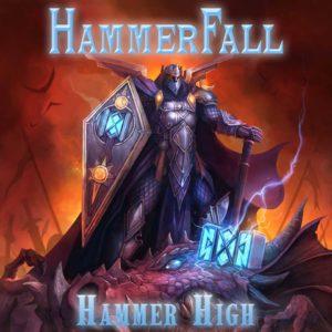 """Hammer High"" (Single) by Hammerfall"
