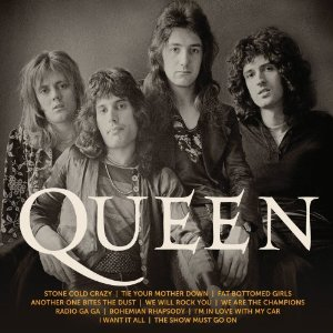 """""""Icon"""" by Queen"""