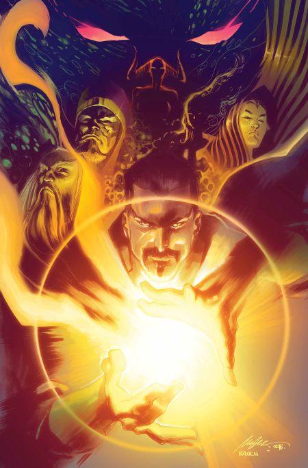 """Dr. Strange and The Sorcerers Supreme"" #1"