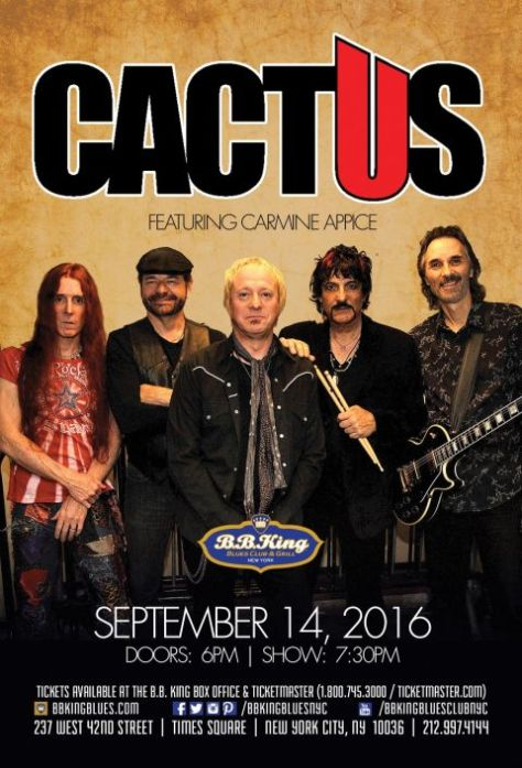 poster-cactus-at-bb-kings-2016