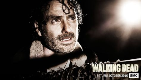 television posters, promotional posters, amc network, the walking dead