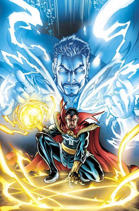 """""""Dr. Strange: Mystic Apprentice"""""""