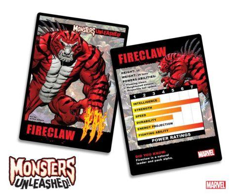 marvel comics, monsters unleashed