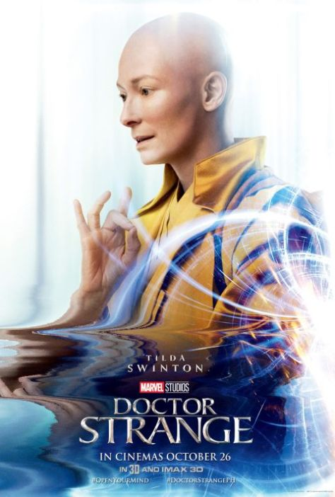 movie posters, marvel cinematic universe, doctor strange, walt disney pictures