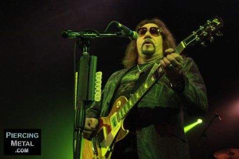 ace frehley, ace frehley concert photos