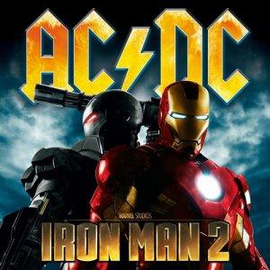 """Iron Man 2"" (Soundtrack) by AC/DC"
