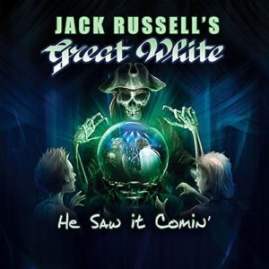 """Blame It On The Night"" (Single) by Jack Russell's Great White"