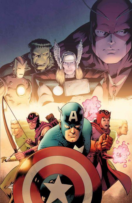 """""""Avengers"""" #1.1"""