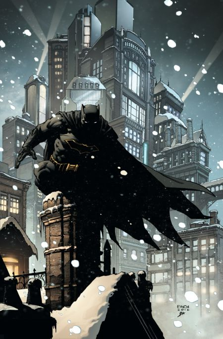 """""""Batman Annual"""" #1"""