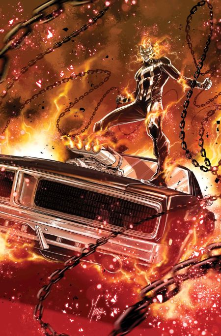 """Ghost Rider"" #1"