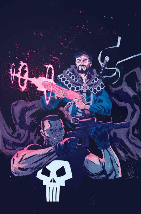 """""""Dr. Strange/Punisher: Magic Bullets"""" #1"""