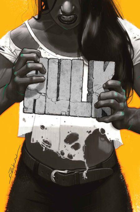 """""""Hulk"""" #1"""