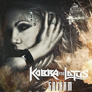 """Gotham"" (Single) by Kobra and The Lotus"