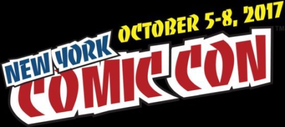 Exploring NY Comic Con 2017:  Day One (Part 1)