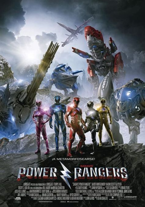 movie posters, promotional posters, saban, lionsgate films, power rangers, power rangers movie, power rangers movie posters