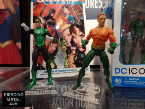 dc collectibles, dc collectibles photos, toy fair 2017