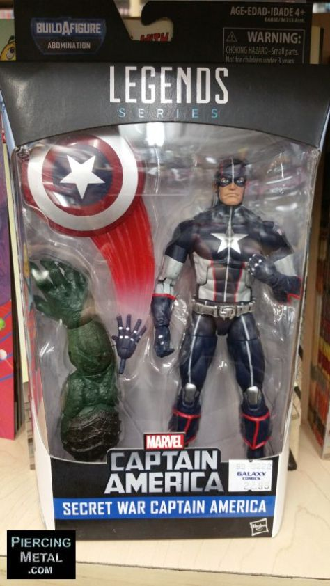 hasbro, hasbro toys, marvel legends series, marvel legends series action figures, build-a-figure abomination