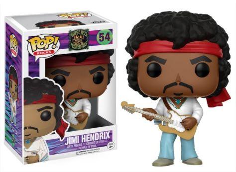 funko, funkp pop rocks, jimi hendrix
