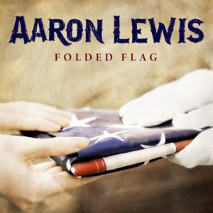 """""""Folded Flag"""" (Single) by Aaron Lewis"""
