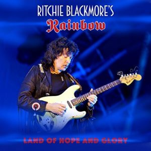 """Land of Hope and Glory"" (Single) by Ritchie Blackmore's Rainbow"