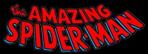 amazing spider-man comics logo
