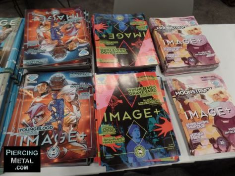 image comics, book expo 2017, book expo 2017 photos