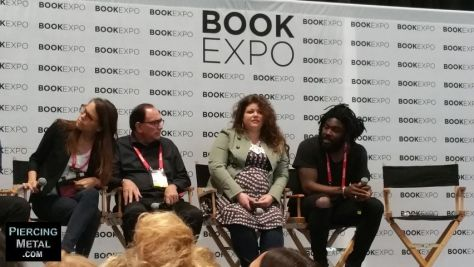 book expo, book expo 2017, marvel comics, book expo 2017 photos, marvel comics panel