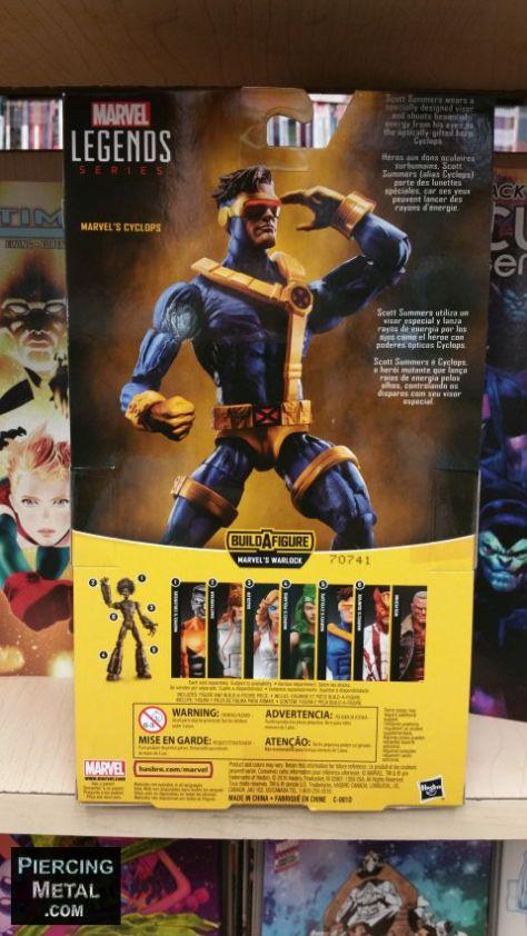 hasbro toys, marvel legends series, build-a-figure, x-men action figures