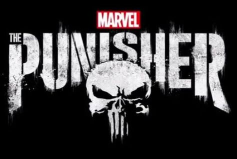 netflix, the punisher tv logo, the punisher