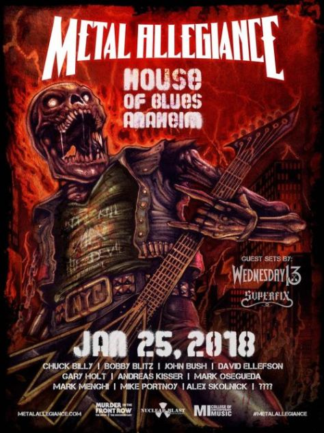 show posters, metal allegiance, metal allegiance show posters, nuclear blast records artists