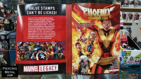 marvel, marvel value stamp book